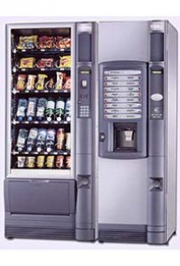 Торговый автомат  Necta Kikko-Snakky комби