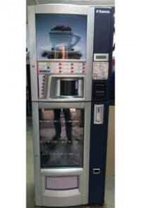 Торговый автомат Saeco Cоmbi Snack